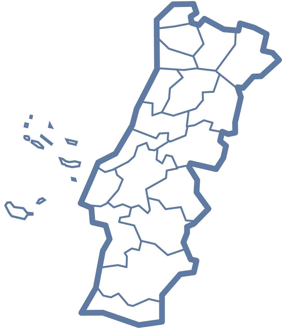 mapa de portugal branco Daniel Oliveira não é candidato a deputado pelo LIVRE/Tempo de  mapa de portugal branco